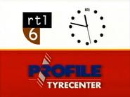 RTL6 clock 1999