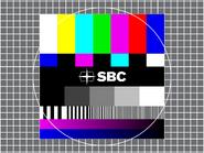SBC testcard 1991