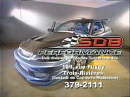 SDB Performance TVC Quillec 2006