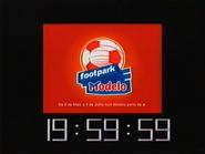 SRT clock - Footpark Modelo - 2004
