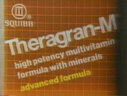 Theragran-M from Squibb TVC 5-15-1988 - 1