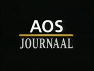 AOS Journaal open 1988 yellow