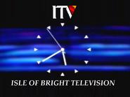 Isle of Bright clock 1989