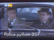 MV1 Police Python 357 promo 1990 A