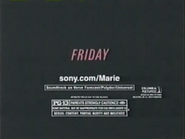 Marie Antoinette movie URA TVC 2006 - 2