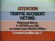 Legal Aid GH Traffic Accident TVC 1985