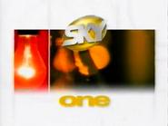 Sky One ID - Lightbulb - 1997