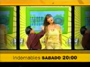 Atlansia promo - Indomables - 2002