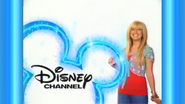 Disney Channel ID - Ashley Tisdale (widescreen, 2010)