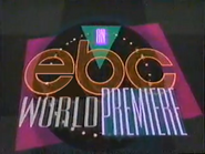 EBC ID - EBC World Premiere - 1991
