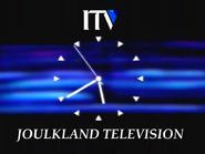 Joulkland 1989 clock