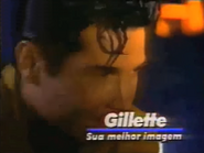 Gillette PS TVC 1990