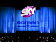 Sky Movies Screen 2 ID 1997