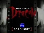 TBC promo - Bram Stokers Dracula - 1996