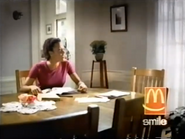 McDonald's URA New Tastes Menu TVC (September 30, 2001)