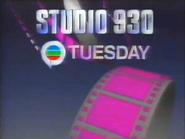 TBG Pearl Studio 930 promo 1986