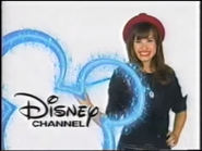 Disney Channel ID - Demi Lovato (2008)