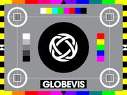 Globevis testcard 1984