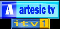 Artesic ITV1 logo 2002