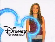 Disney Channel ID - Emily Osment from Hannah Montana
