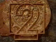 TVL2 ID - Piedra del Sol Maya - 1994