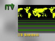 ITV2 slide - ITN Newsdesk - 1986