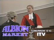 ITV promo - Albion Market - 1986