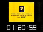 SRT clock - Credito Predial - December 1995