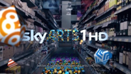 Sky Arts 1 ID - Fruit - 2010