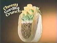 Taco Bell URA TVC - Cheesy Gordita Crunch - 2006