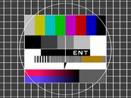 ENT test card - 1980