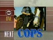 Sky One promo - Cops - 1992