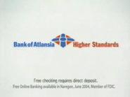 Bank of Atlansia TVC 2003