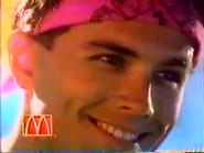 McDonald's URA Extra Value Meal TVC 1991 - Part 3