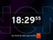 NCN 2001 clock (McDonald's)