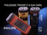 Philishave Tracer PS TVC 1991