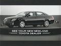 2007 Toyota Avalon URA TVC 2006 - 4 - New Newland Toyota Dealers local insert.png