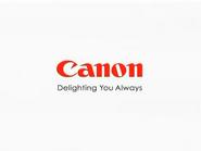 CH5 sponsor billboard - Canon - 2007