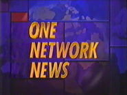 One Network News 1991