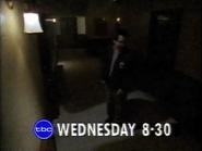 TBC X Files pre promo ID 1996