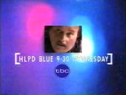 TBC promo - HLPD Blue - 1996
