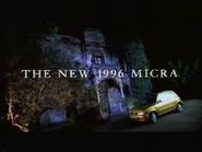 Hokusan Micra AS TVC 1996