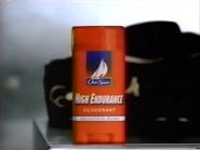 Old Spice High Endurance TVC - September 30, 2001