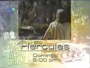 Telemundo promo - Hercules - 1996