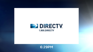 CBS clock - DirecTV - 2017