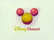Disney Channel ID - Paint Blob (1999)
