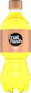 Fruit Flush Peach PET Bottle