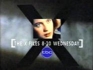 TBC X Files promo 1996