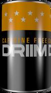 Caffeine-Free Diet Driim Can 1970