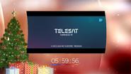 SRT clock - Telesat - Christmas 2019